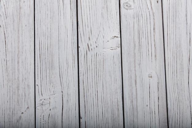 Пустые старые белые доски