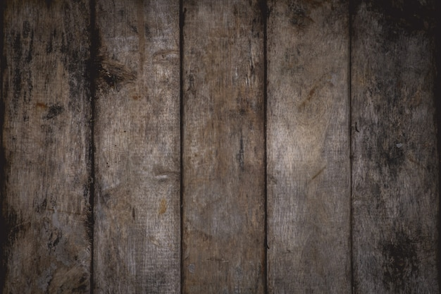 Empty old wooden texture