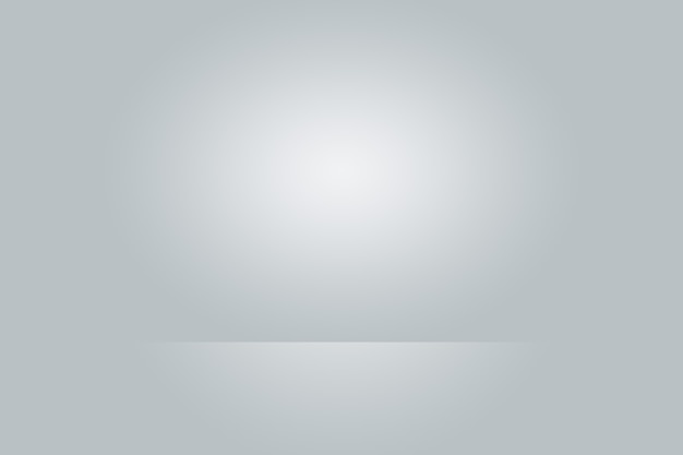 Fotografo vuoto studio sfondo texture di sfondo astratto di bellezza blu chiaro scuro e chiaro...