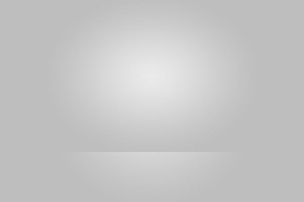 빈 사진 스튜디오 배경 추상, 아름다움 어둡고 밝은 파란색, 차가운 회색, 눈 덮인 흰색 그라데이션 평면 벽 및 바닥의 배경 질감.