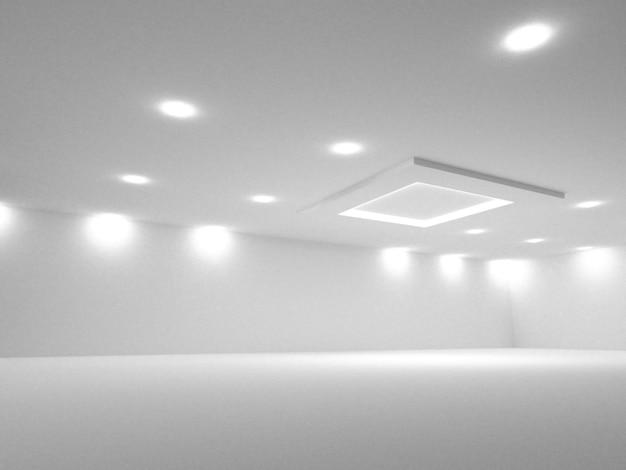 Empty room , 3d rendering