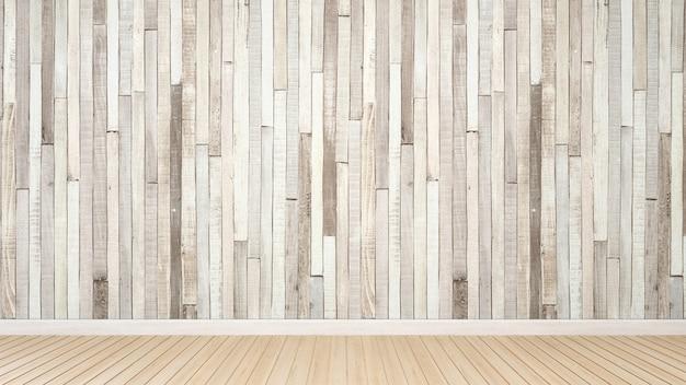 작품-인테리어 드 빈 방과 나무 패턴 장식