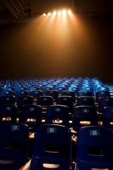 劇場の空席