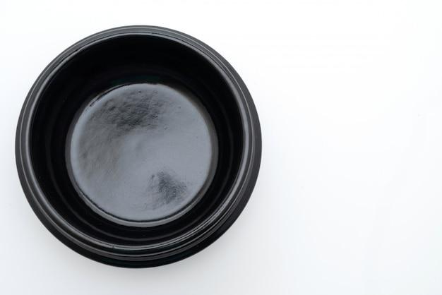 Пустой суп черный шар (глиняный горшок) по-корейски