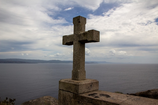 End of the earth cross