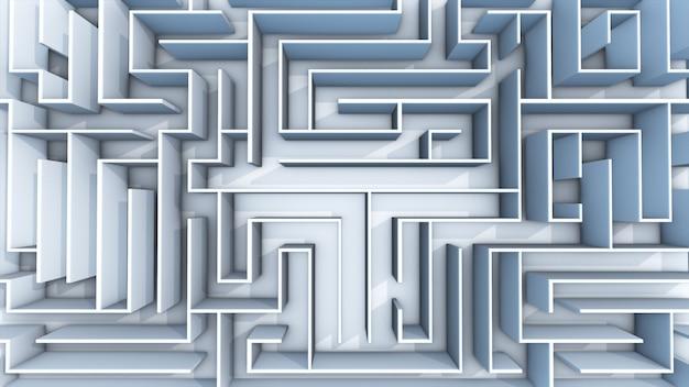 Endless labyrinth