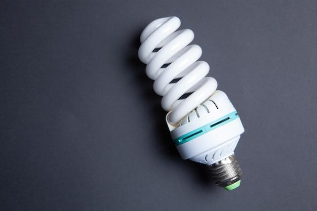 검은 색에 에너지 절약형 가스 램프