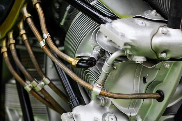 Engine - spark plugs