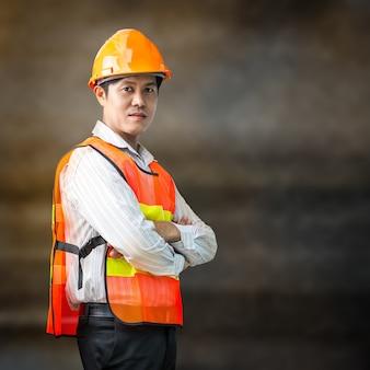 Engineer man