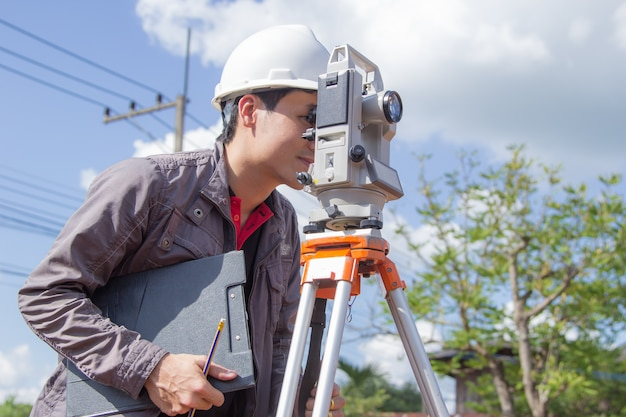 Engineers work survey