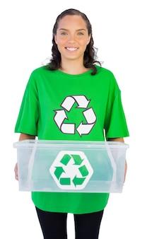 Enivromental activistリサイクルボックス
