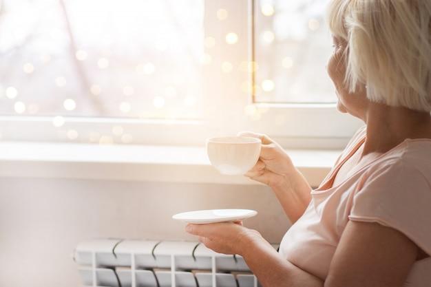 自宅でコーヒータイムを楽しんでください。
