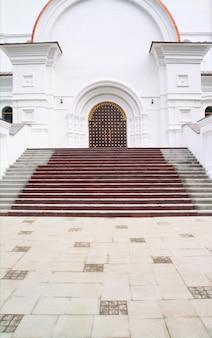 Entry in christian orthodox church