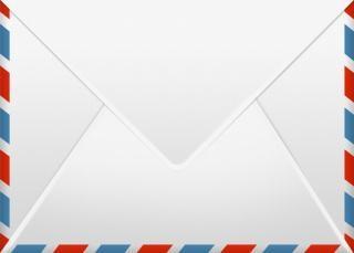Envelope  correspondence