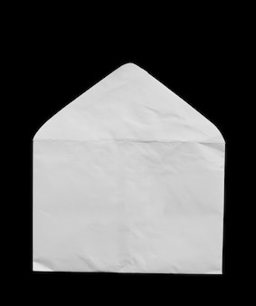 Конверт из бумаги
