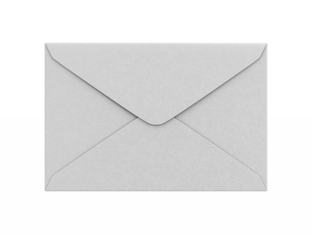 흰색 봉투입니다.