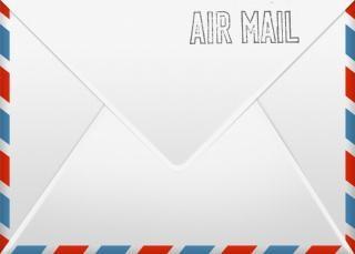 Envelope psd file