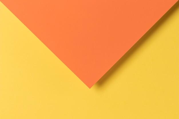 찬장의 봉투 모양