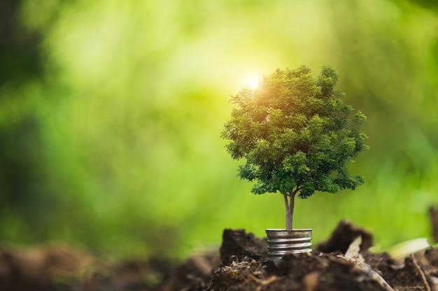환경 및 에너지 자원 개념