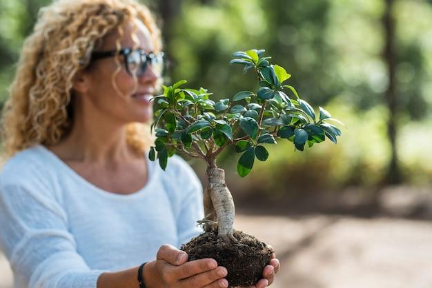 자연과 숲을 사랑하는 환경과 사람들