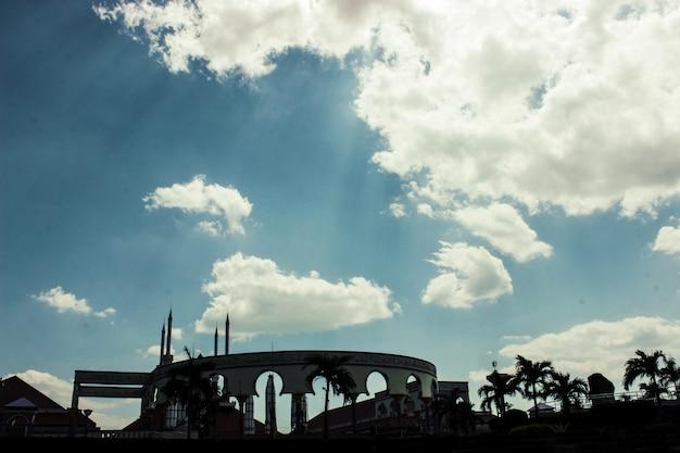 Epic islamic monument