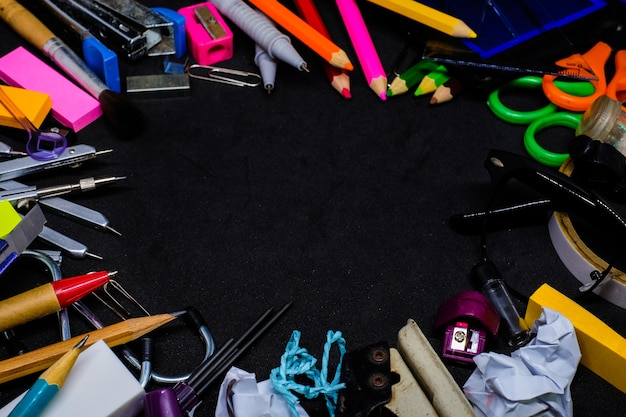 Equipment (accessories or tool) for education in school.
