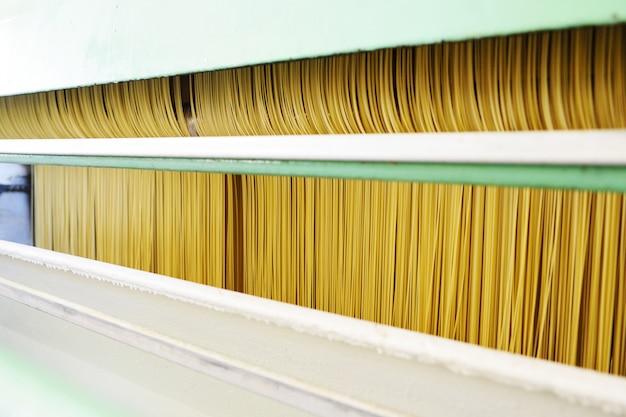 Оборудование для производства макарон или лапши