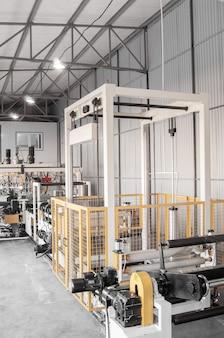 耐久性のあるポリエチレンとポリプロピレンの製造と製造のための機器