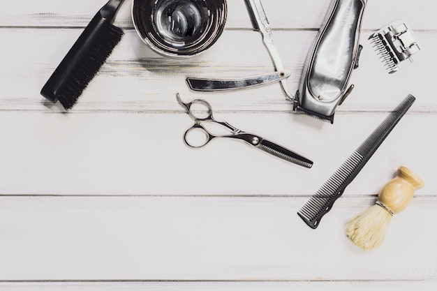 Оборудование в парикмахерской