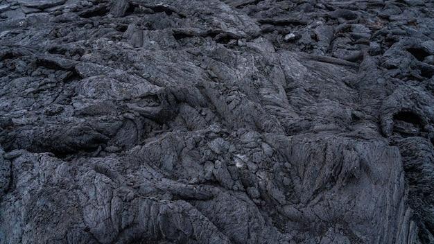 The erta ale volcano in the danakil depression in ethiopia, africa.