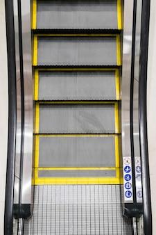Escalator technology step up