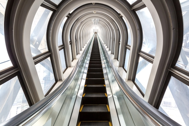 Escalators successful concept