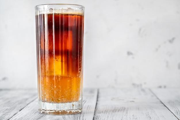 Espresso tonic - смесь кофе эспрессо с тоником