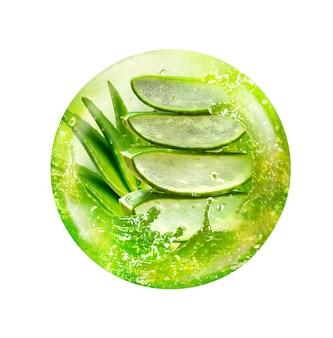 Essential of aloe vera oil