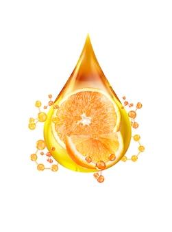 Essential of hyaluron serum oil