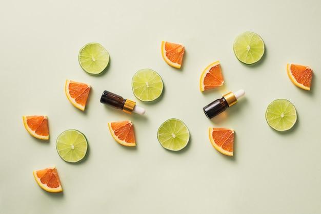 オレンジ入りエッセンシャルオイル-ビタミンc