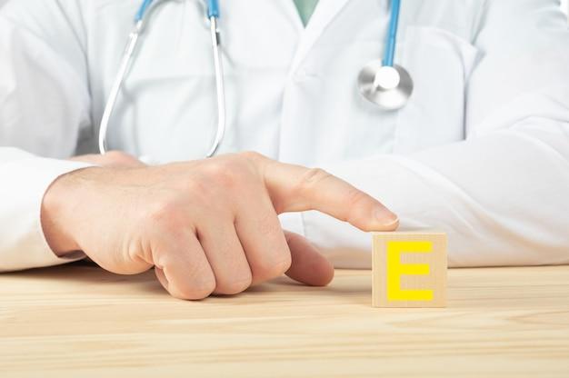 Основные витамины и минералы для концепции человека