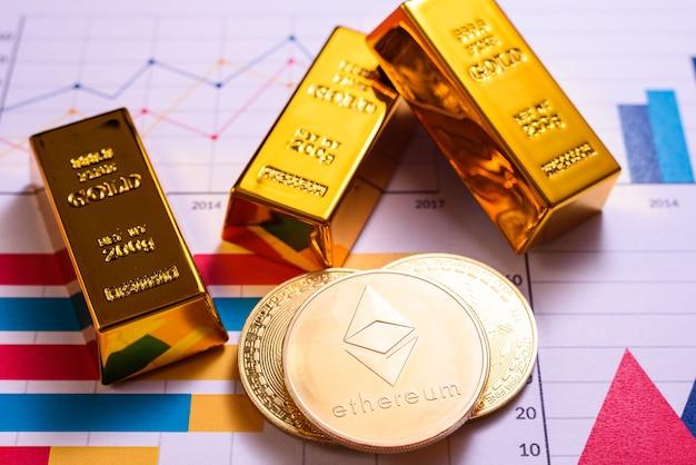 Ethereum - это криптовалюта, наиболее востребованная инвесторами, с наибольшей выгодой от альткойнов.