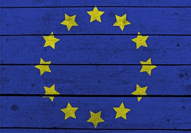 Флаг европы
