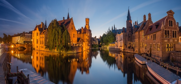 Путешествие по европе бельгия