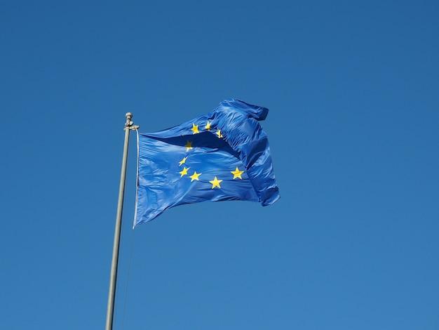 Европейский флаг европы