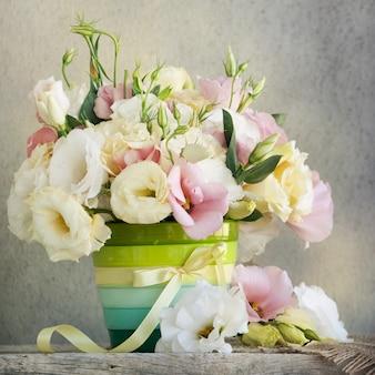 トルコギキョウの花