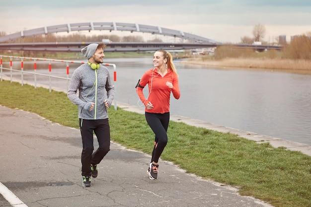 매일 우리는 달리기를 시작할 기회가 있습니다.
