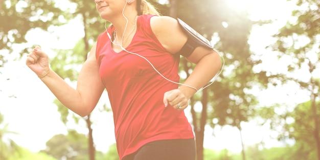 Exercise enjoyment lfestyle activity concept
