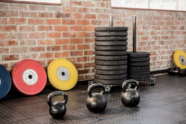Exercise equipment arranged
