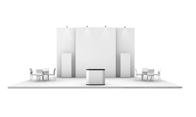 Выставочный стенд торговой выставки