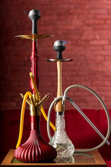 Exotic turkish hookah