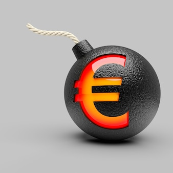 Explosion of euro