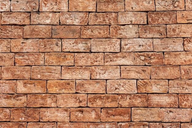露出したレンガの壁または壁の背景