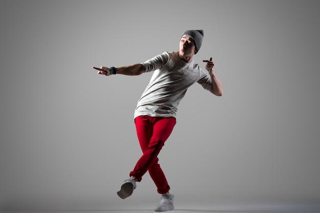 Выразительный танцор